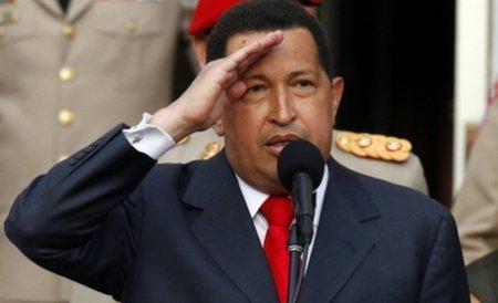 Oficial venezuelean: Hugo Chavez a fost operat şi se simte bine