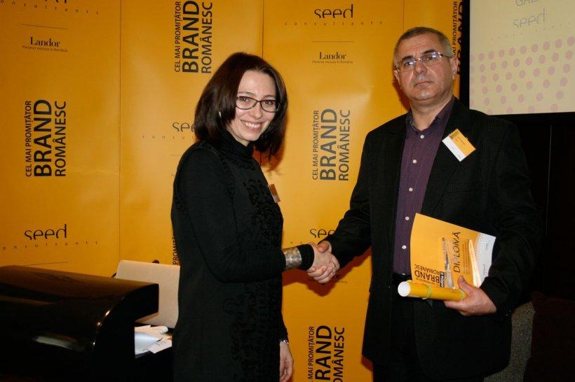 CISEROM, brandul de șosete românești a fost desemnat Cel Mai Promițător Brand Românesc