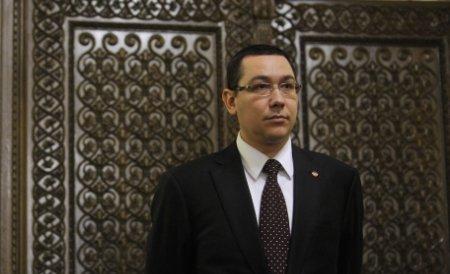 Ponta: PSD nu va sesiza Curtea Constituţională pe Legea lustraţiei