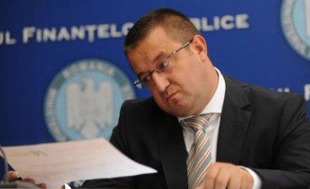 Şeful ANAF ar putea fi demis. Ioan Ghişe (PNL): Acţiunea e pentru imaginea PDL