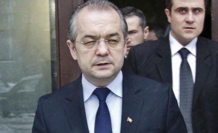 Emil Boc: PDL nu va încheia alianţe pentru alegerile locale