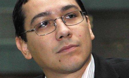 Victor Ponta l-a acţionat în judecată pe Sorin Blejnar dar şi cotidianul Evenimentul Zilei