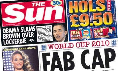 Doi reporteri de la The Sun au încercat să se sinucidă, pe fondul anchetei privind practici jurnalistice ilegale