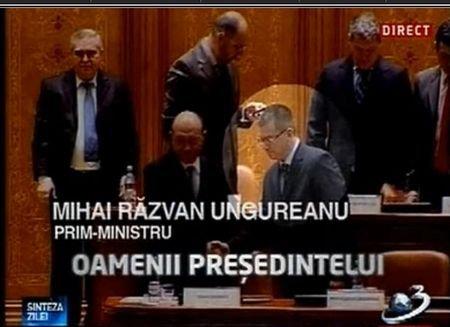 """Faţa NEVĂZUTĂ a """"oamenilor lui Băsescu"""""""