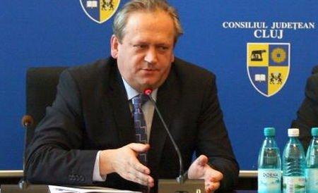 Fostul vicepreşedinte al CJ Cluj Radu Bica, condamnat la cinci ani de închisoare