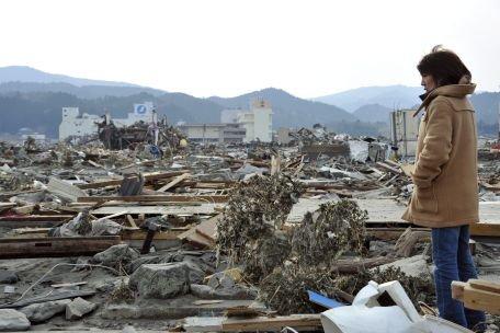 A trecut un an de la dezastrul din Japonia