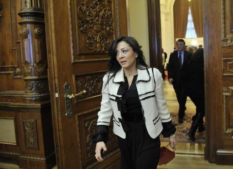 Oana Niculescu Mizil şi-a anunţat demisia din PSD