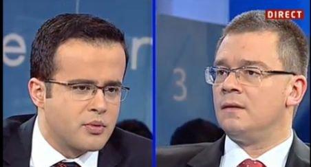 Mihai Răzvan Ungureanu: Un premier nu are obrazul suficient de gros pentru a-i certa pe oameni. NU i-am făcut pe oameni LENEŞI