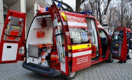 Ambulanţele SMURD vor fi dotate cu camere de supraveghere