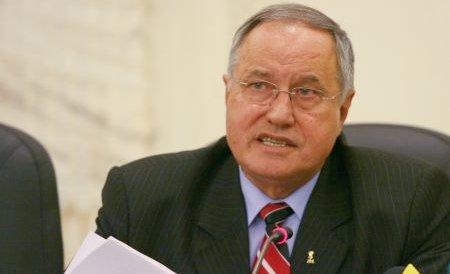 Mircea Toader (PDL): Nu am niciun fel de amestec în problemele judiciare ale lui Boldea. Nici nu ştiam de anchetă