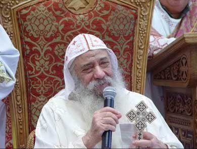 Liderul Bisericii Ortodoxe Copte, Patriarhul Shenouda III, a murit