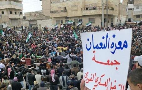 """Sirienii cer """"o intervenţie militară imediată"""" a statelor arabe şi musulmane"""