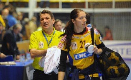 """Serbia a provocat prima înfrângere a """"naţionalei"""" feminine de handbal în preliminariile CE 2012"""