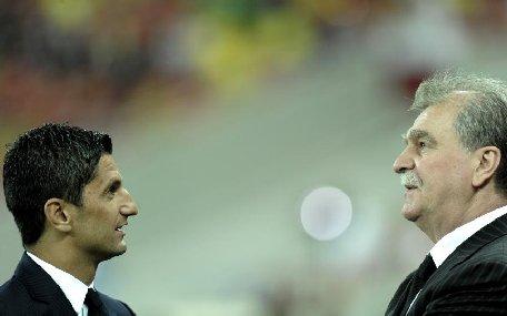 Dinu Gheorghe revine la conducerea FC Rapid