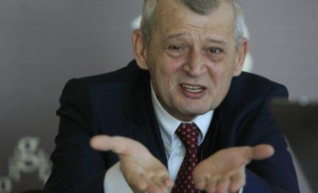 Sorin Oprescu nu este de acord cu bugetul Bucureştiului pe 2012