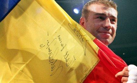 Pugilistul român Lucian Bute a devenit oficial cetăţean canadian