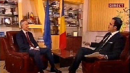 """Tony Blair: """"Slăbiciunea României se vede peste tot"""". Vezi ce soluţii ar da acesta pentru ieşirea din criza politică şi economică"""