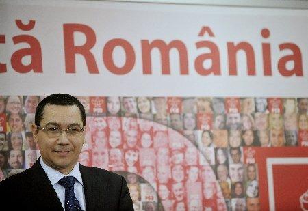 Victor Ponta: Sistemul românesc funcţionează după principiul mafiot