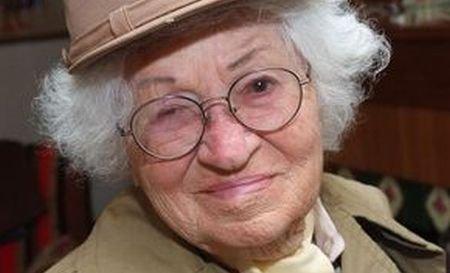 O româncă de 102 ani a fost premiată în SUA pentru faptele sale din al Doilea Război Mondial
