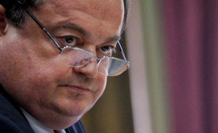 Blaga: Partidul trebuie să se adune. Nu stai în Bucureşti în situaţia în care îţi pleacă un prim-vicepreşedinte