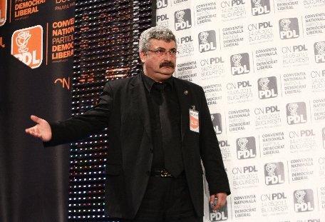 Silviu Prigoană este candidatul PDL pentru Primăria Capitalei. Vezi lista completă a candidaţilor PDL