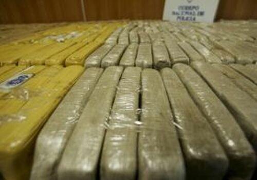Captură de heroină la punctul de trecere al frontierei Vidin