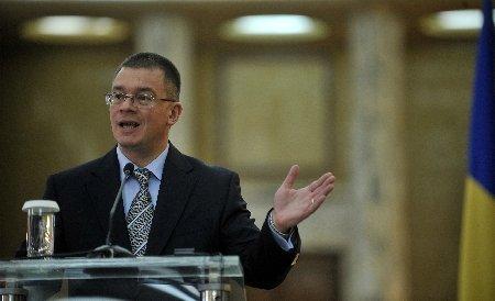 Ungureanu: Nu am făcut o promisiune în privinţa recuperării salariale. Eu nu sunt condiţionat de alegeri