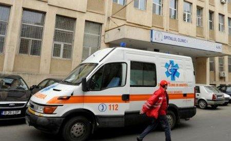 Vaslui: Copil de doi ani internat de urgenţă la spital, aflat în comă alcoolică