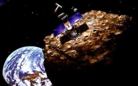 Detalii despre planul miliardarilor Google de a extrage metale preţioase din asteroizi