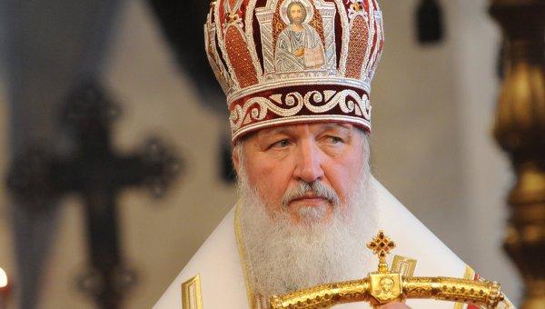 Patriarhiul Bisericii Ortodoxe ruse Kiril, în vizită în Bulgaria