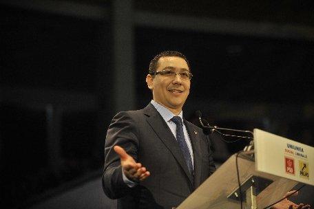 Ponta: O relaţie constituţională şi instituţională poate exista între mine şi preşedintele ţării