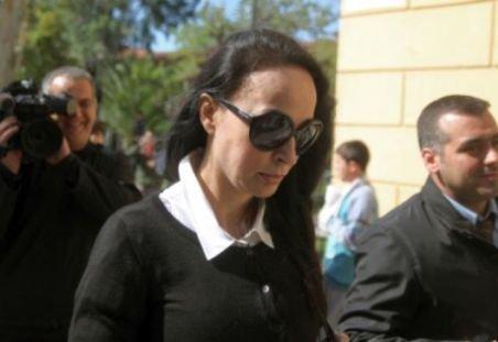 Soţia unui fost ministru grec, acuzat de corupţie şi încarcerat, se află în greva foamei