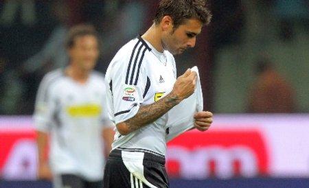 """Adi Mutu, făcut """"ţigan"""" în Italia după ce a ratat un penalty cu Udinese"""