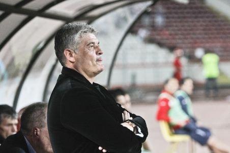Andone a scos echipa de pe teren. Meciul U Cluj - CFR Cluj, întrerupt în minutul 32