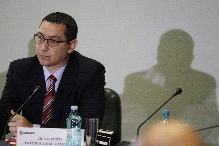 Ponta: Voi lua măsuri ca decizia de a sprijini candidaţii USL să fie respectată şi la Buzău
