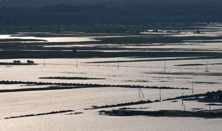 Codul Portocaliu de inundaţii a fost prelungit. Află care sunt râurile vizate
