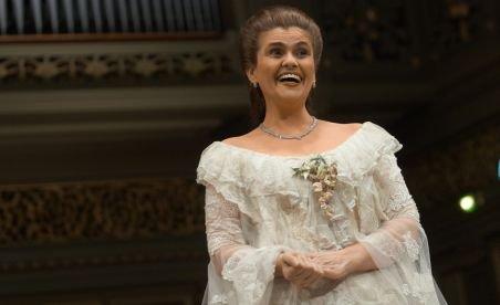 Soprana Felicia Filip va concerta la Opera Naţională, pe 6 iunie