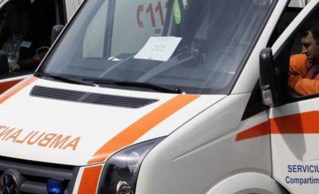 Un copil din Iaşi s-a electrocutat în gara Socola. Copilul va fi transportat la Bucureşti