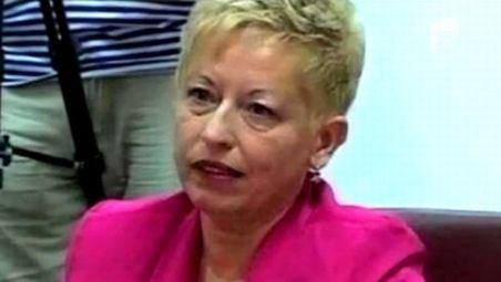 Judecătoarea Carmen Mladen îl acuză pe şeful PNŢCD Gorj, amantul său, că a violat-o