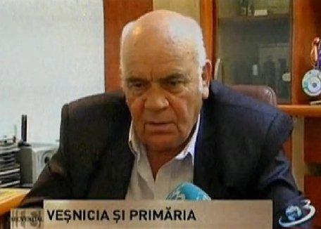 Secvenţial. Unul dintre cei mai longevivi primari din România a obţinut mandate timp de 38 de ani