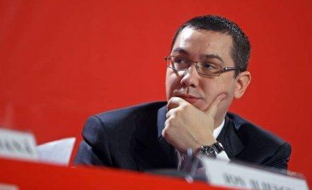 """Ponta: """"Accept verificări din partea oricărei instituţii. Ar fi jenant să plagiez profesorul care mi-a scris prefaţa"""""""