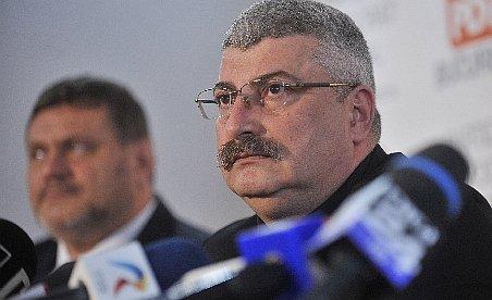 Silviu Prigoană a renunţat la funcţia de consilier general al CGMB