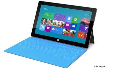 """"""" A îngheţat iadul. Şi-au luat soarta în propriile mâini"""". Microsoft a prezentat tableta Surface, un concurent puternic pentru iPad"""