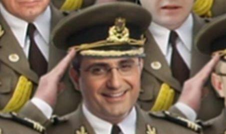 MApN confirmă avansarea civilului Robert Turcescu în grad de colonel