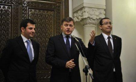 Liderii USL vor solicita o sesiune extraordinară a Parlamentului. Care este motivul