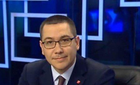Ponta nu şi-a falsificat CV-ul. Acesta a prezentat dovada pe blogul personal