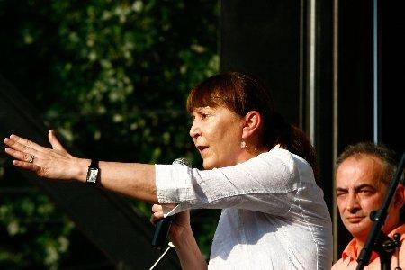 USL cere demisia Monicăi Macovei. Aceasta este acuzată că a minţit instituţiile europene