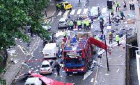 Se împlinesc 7 ani de la atacurile cu bomba ce au vizat reţeaua de transport a Londrei