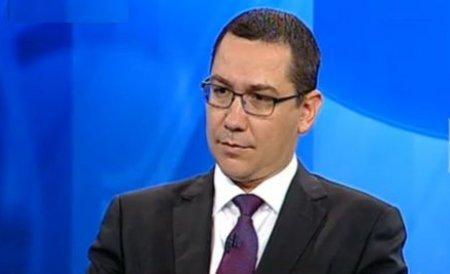 Victor Ponta: Guvernul va lucra în zilele următoare la capacitate maximă