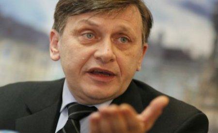 Preşedintele Senatului: Nu se pune problema graţierii lui Năstase de către Crin Antonescu